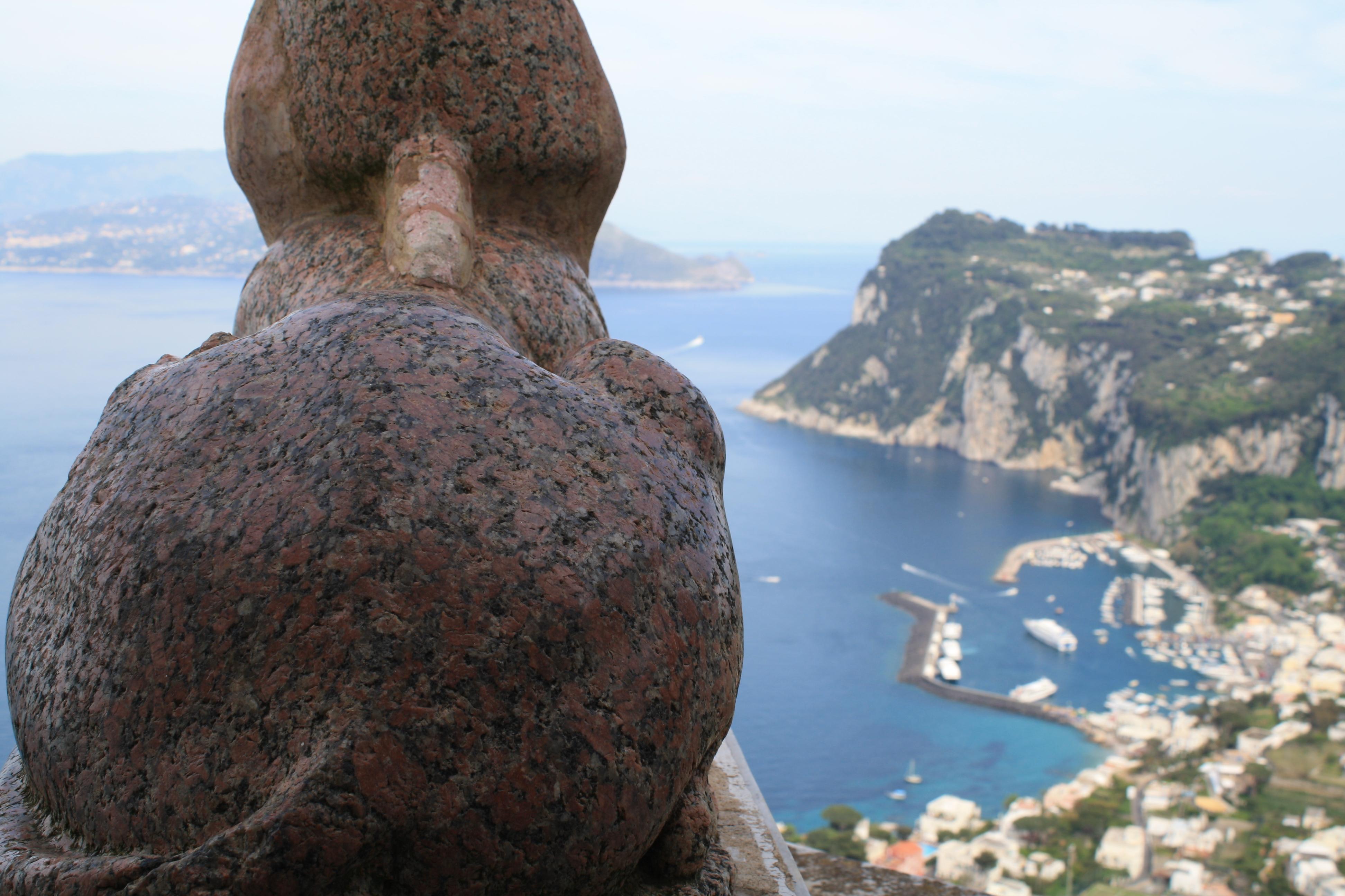 Capri Small Group Day Tour All Inclusive