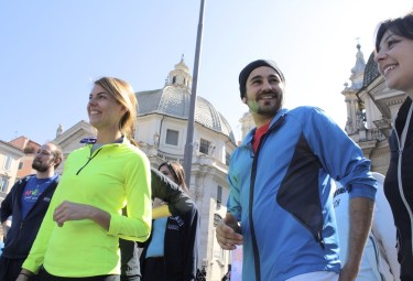 Rome Private Running Tour