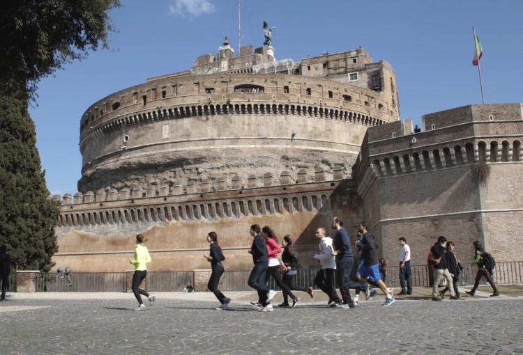 Rome Running Tour