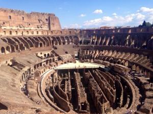 Colosseum third tier