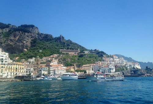 Capri & Amalfi Boat Tour