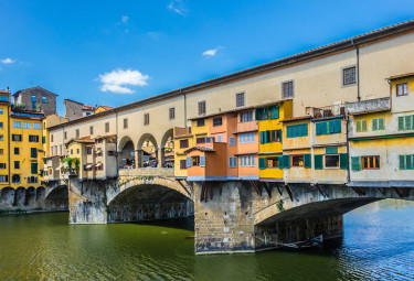 Ponte Vecchio - Florence Small Group Walking Tour with David