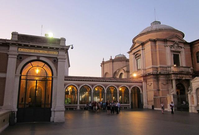 Vatican & Sistine Chapel Night Small Group Tour