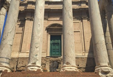 Roma Forum Tour