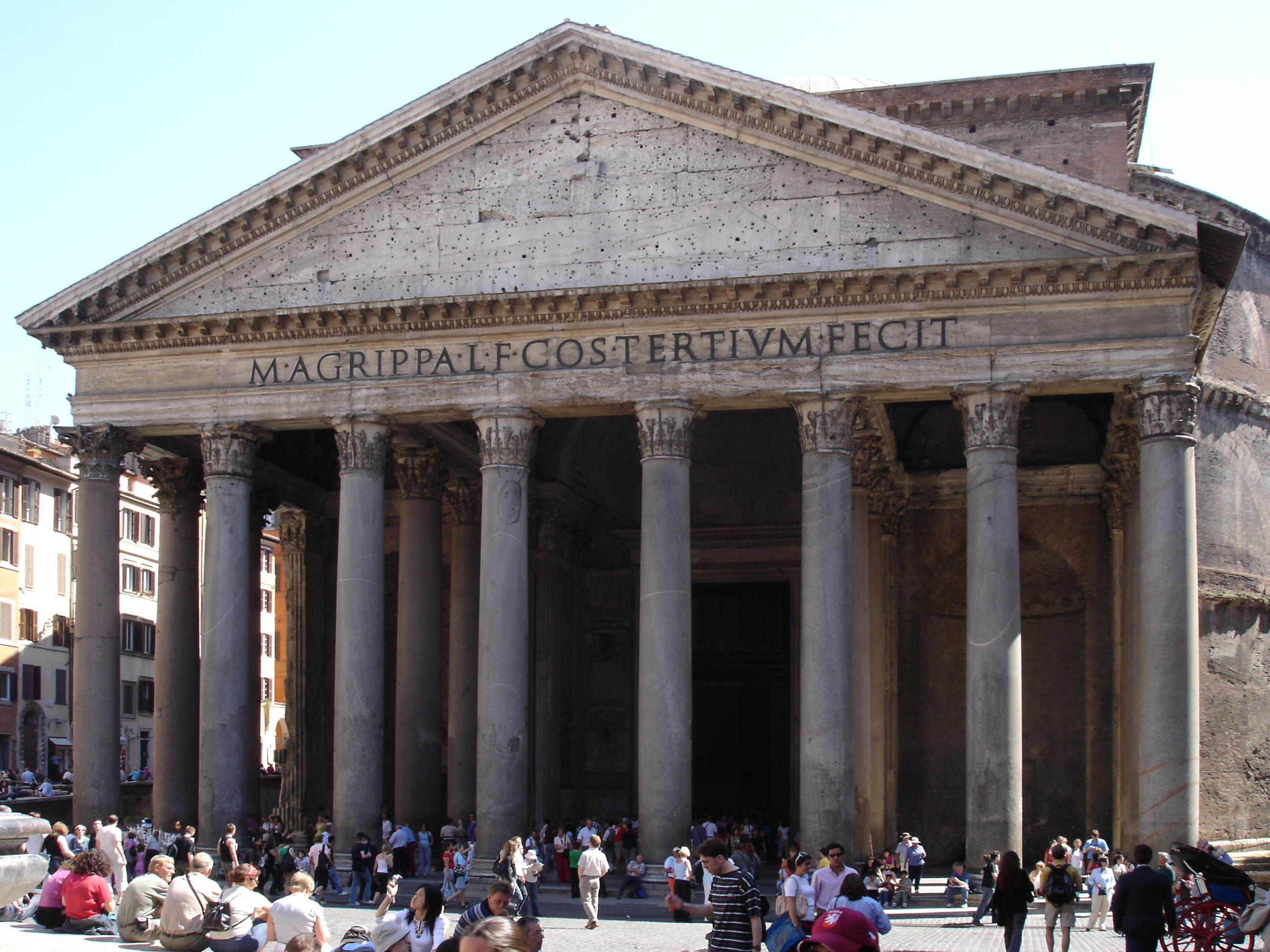 10 Amazing Facts about Rome's Pantheon - LivItaly Tours
