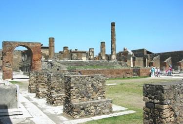 Pompeii Shore Excursion