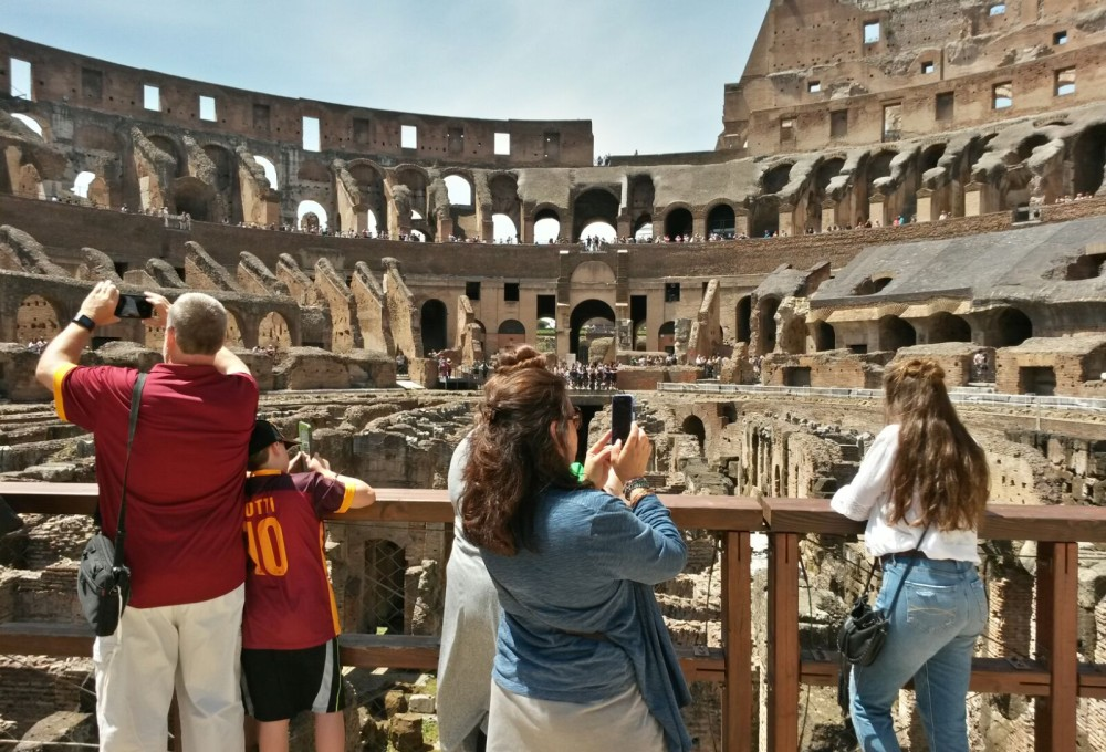 Colosseum Underground & Ancient City Tour