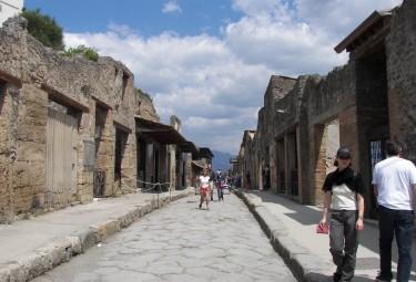 Pompeii & Amalfi Coast- Day Trip from Rome