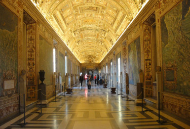 Vatican Early Entrance Tour