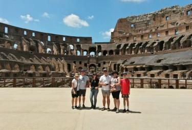 Colosseum Underground & Ancient City Tour
