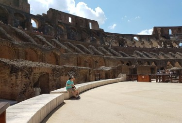 Colosseum Underground & Ancient Rome Small Group Tour