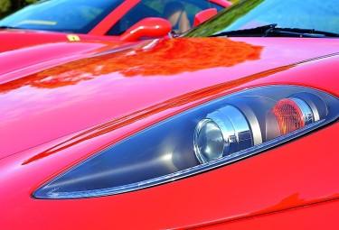 Ferrari F430 Test Drive In Maranello