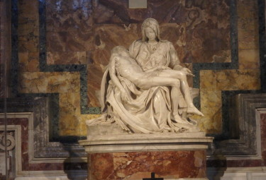 Vatican Early Entrance Small Group Tour - St Peter's Basilica Pieta