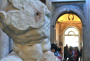Vatican Early Entrance Small Group Tour - Belvedere Torso