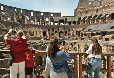 Colosseum Underground Amp Ancient Rome Small Group Tour